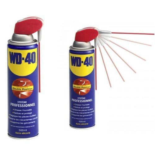 Spray WD-40 500 ml system PRO