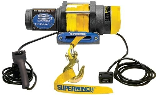 Treuil SuperWinch Terra 35 SR (Câble synthétique)