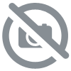 Casque Shot Furious Trust dark blue neon orange & yellow 2020